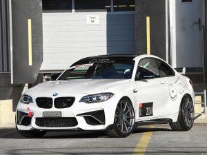 Dahler BMW M2 Race Line F87 2017