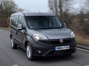 Fiat Doblo Cargo UK 2015