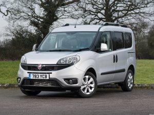 Fiat Doblo UK 2015