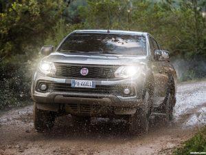 Fotos de Fiat Fullback Cross 2017