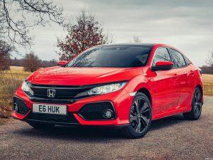 Honda Civic UK 2017