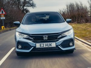 Honda Civic Sport UK 2017