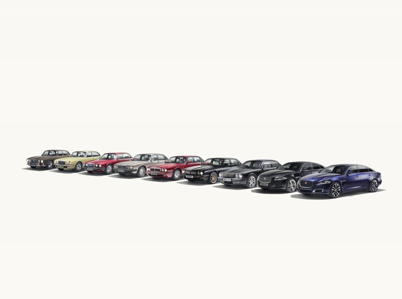 jaguar-xj-generaciones 3