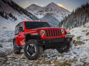 Jeep Wrangler Rubicon USA 2018