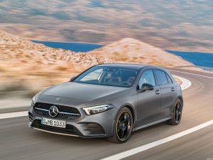 Mercedes Clase A AMG Line Edition 1 W177 2018