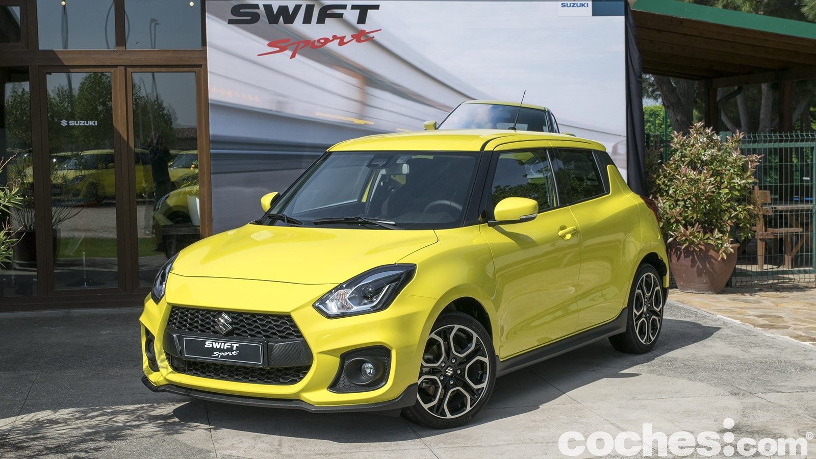 Suzuki Swift Sport Prueba Contacto Del Ninja Japonés
