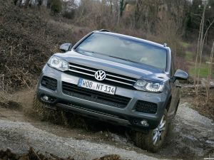 Volkswagen Touareg V6 TDI Terrain Tech Paket 2010