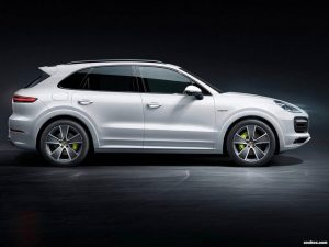 Porsche Cayenne E-Hybrid SportDesign Package PO 536 2018