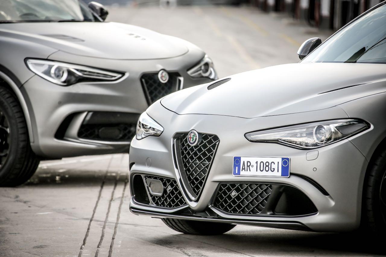 Alfa Romeo Stelvio NRING y Giulia NRING 2018 – 12