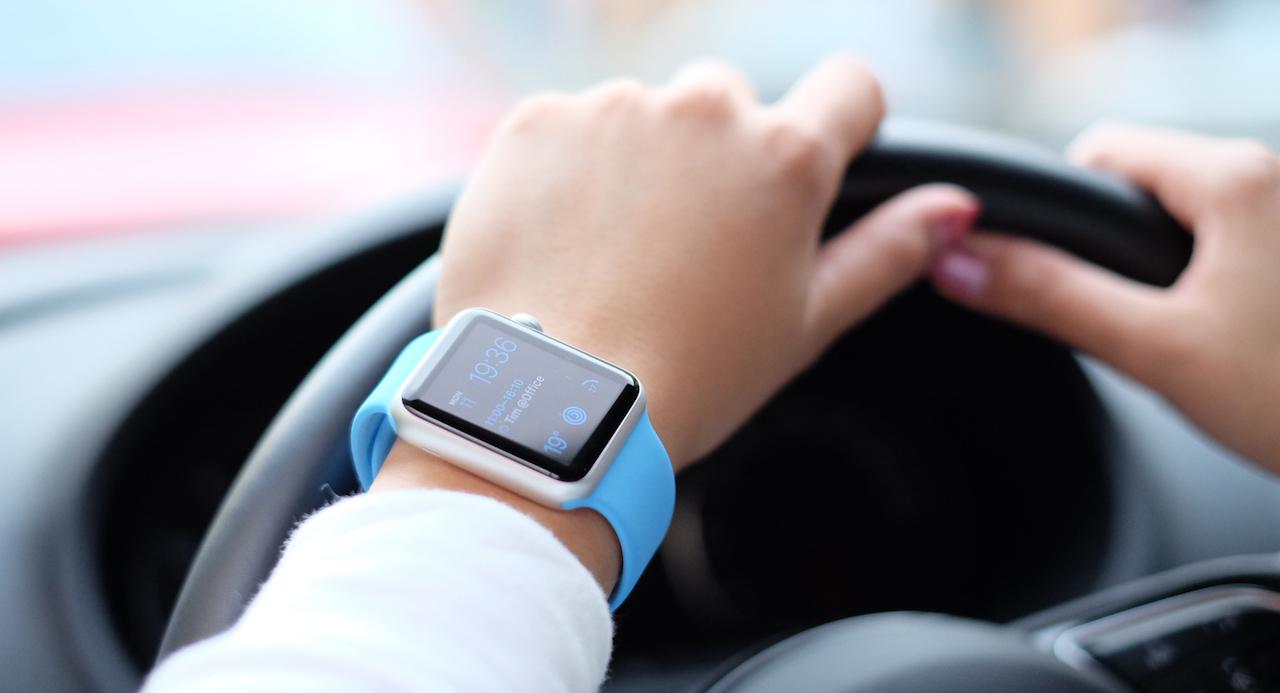 Apple Watch volante