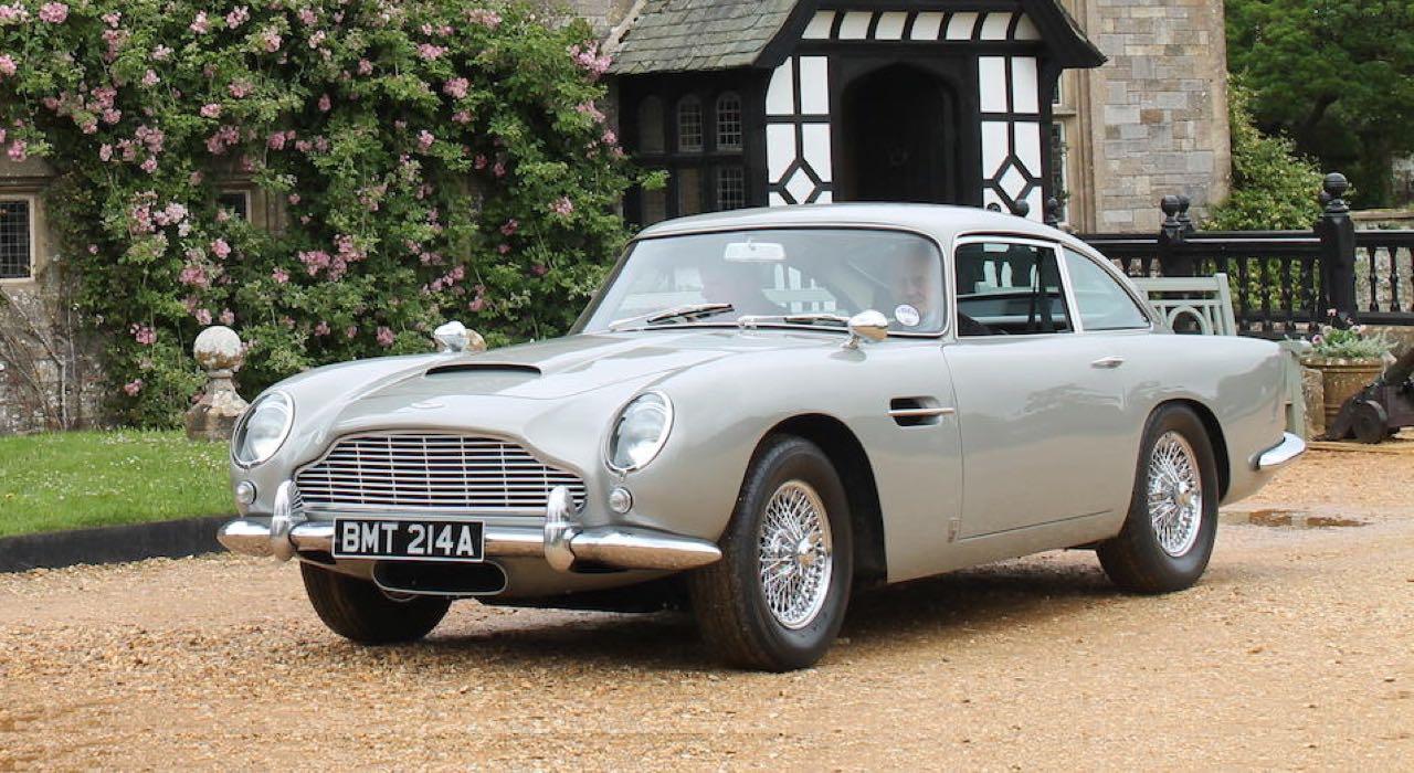 Aston Martin DB5 James Bond Goldeneye – 8