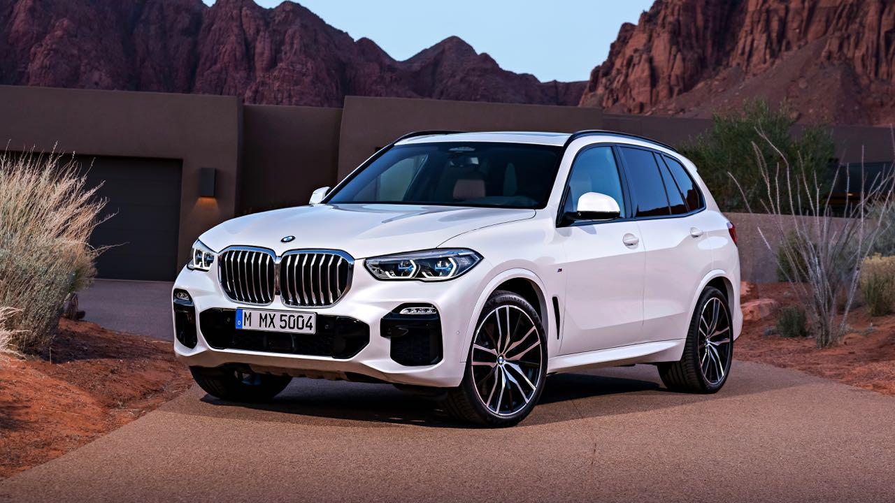 BMW X5 2019 – 12