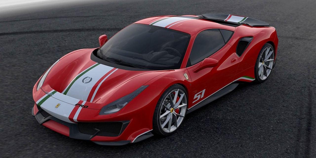 Ferrari 488 Pista Piloti Ferrari 2018 02