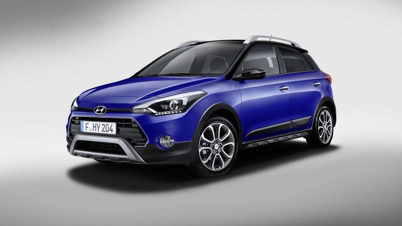 Hyundai i20 Active 2018 – 1