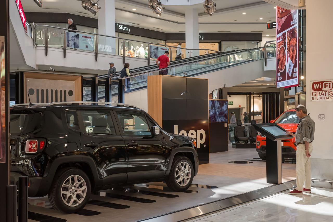 Jeep Digital Store 2018 La Vaguada – 5