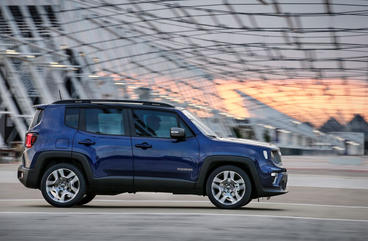 Jeep Renegade 2019 Precios Motores Equipamientos