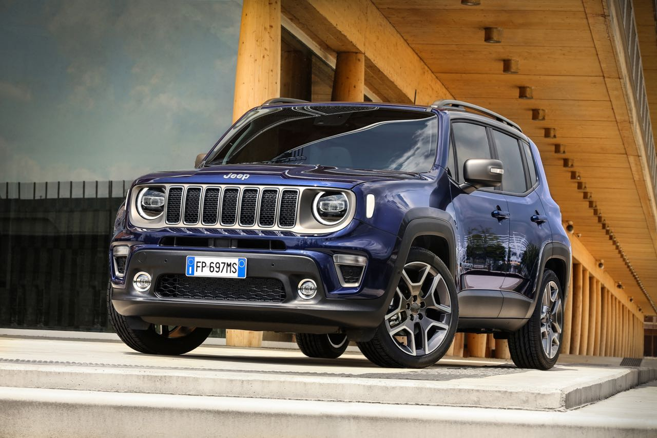Jeep Renegade Limited 2019 – 7
