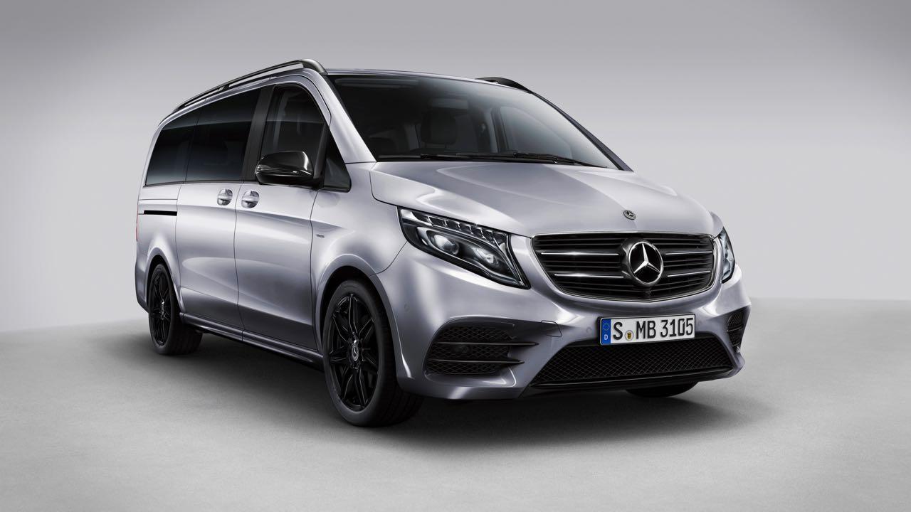 Mercedes Clase V Night Edition 2018