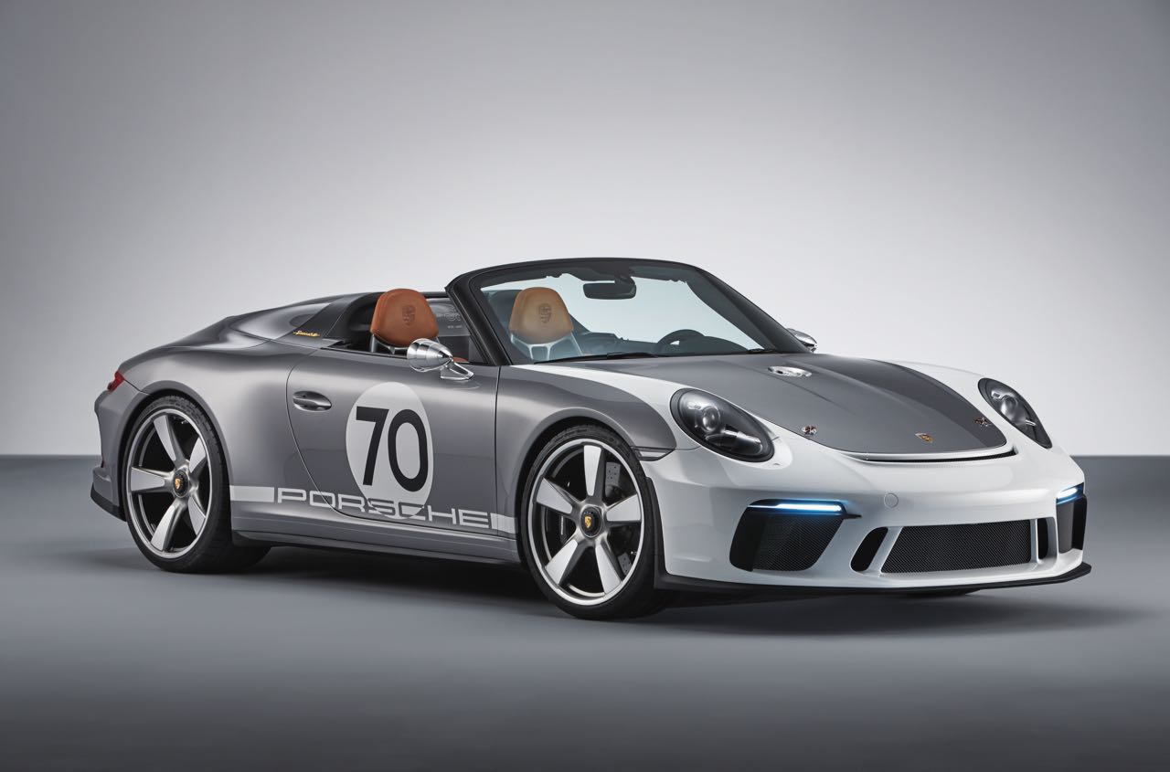 Porsche 911 Speedster Concept 2018 – 1