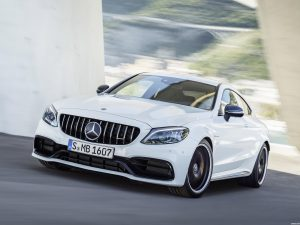 Mercedes AMG C 63 S Coupe 205 2018