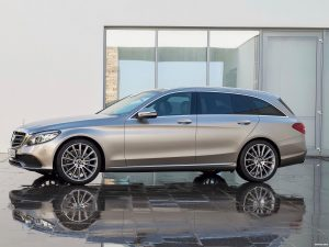 Mercedes Clase C Estate Exclusive Line S205 2018