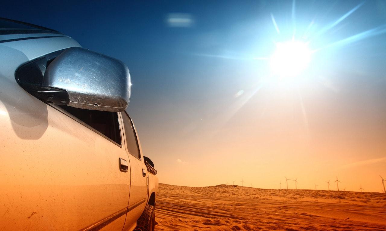 coche sol