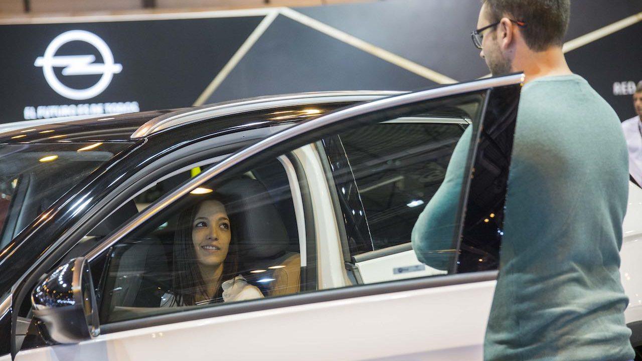 compra coche concesionario Opel