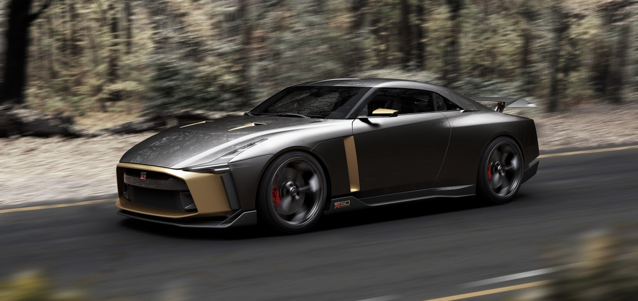 nissan-gt-r50-italdesign 4