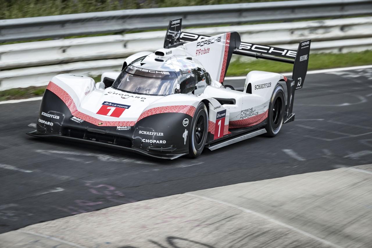 porsche-919-evo-record-nurburgring 4