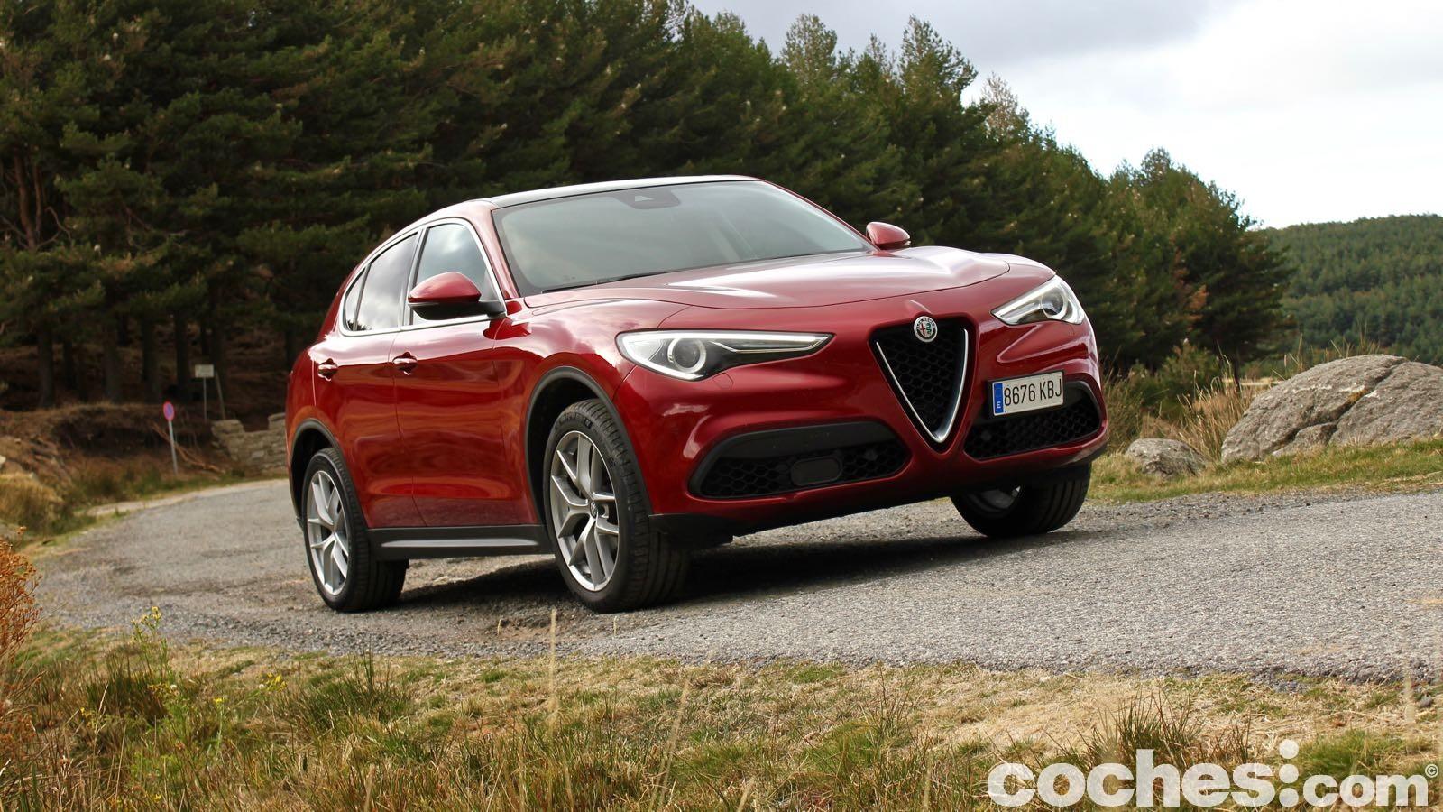 Alfa Romeo Stelvio 2018 prueba – 29