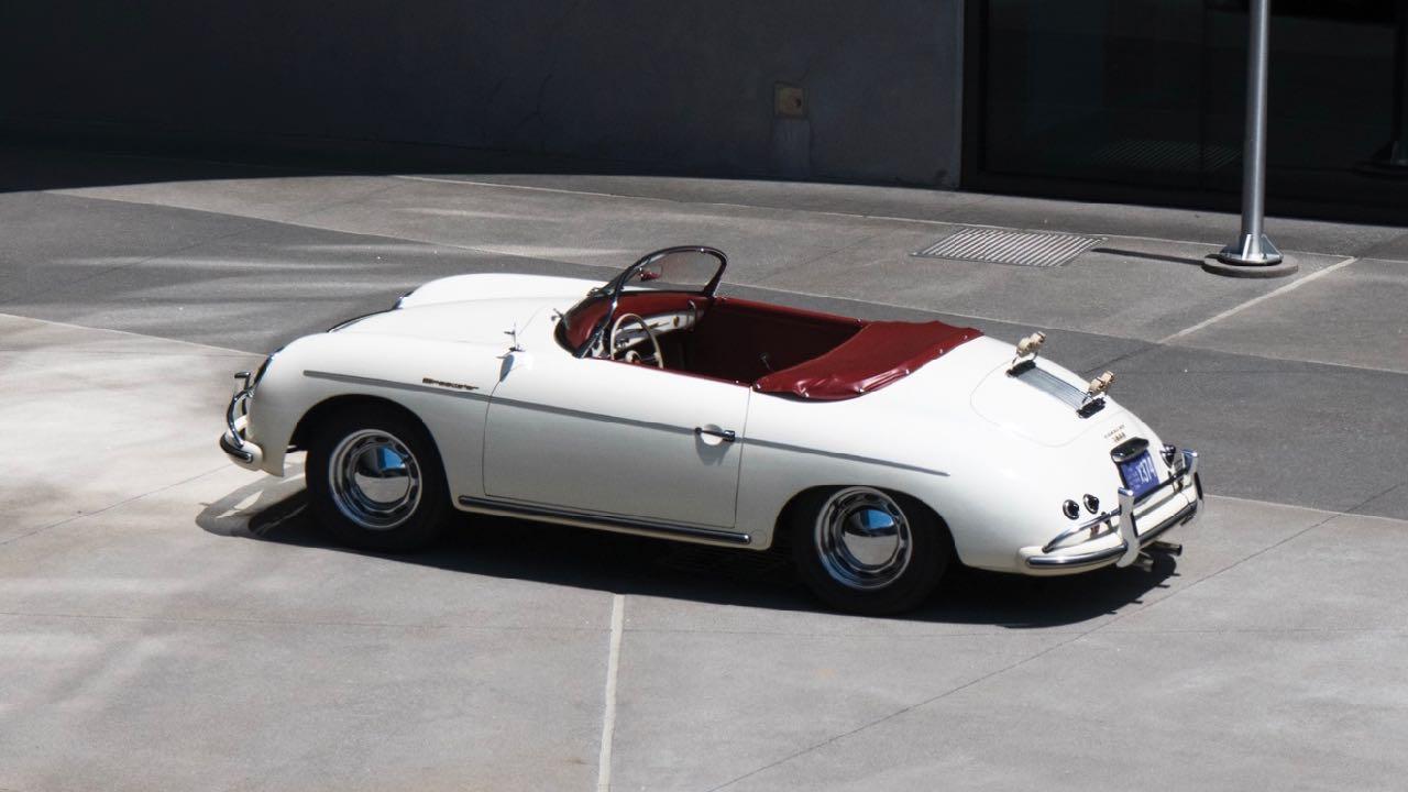 Porsche 356 A 1600 S Speedster by Reutter 1956 – 18