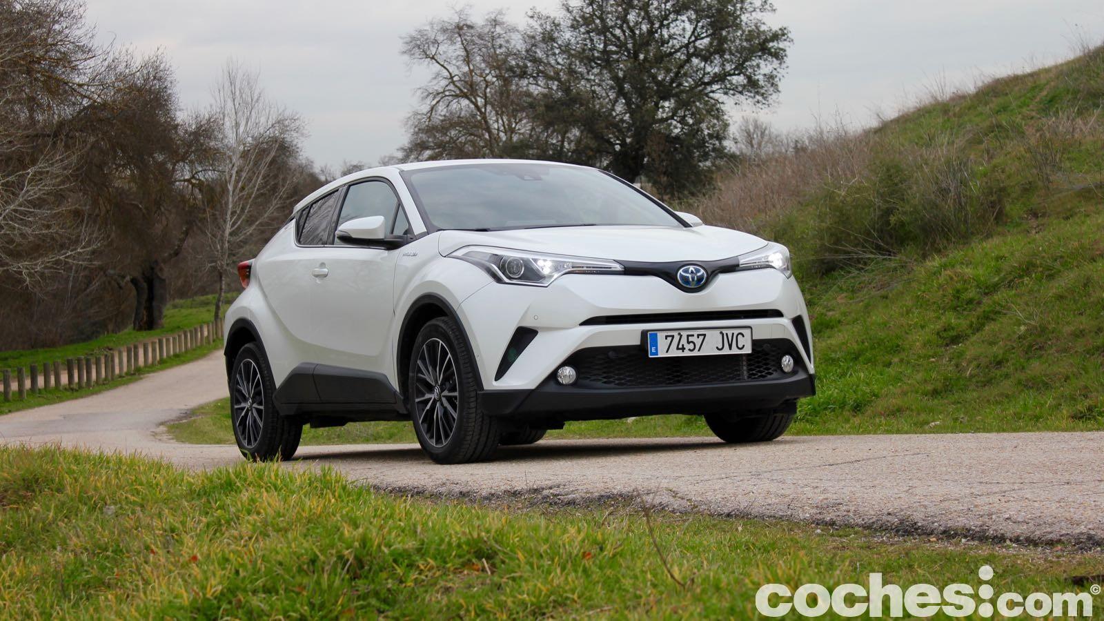 Toyota C-HR 2017 prueba – 16
