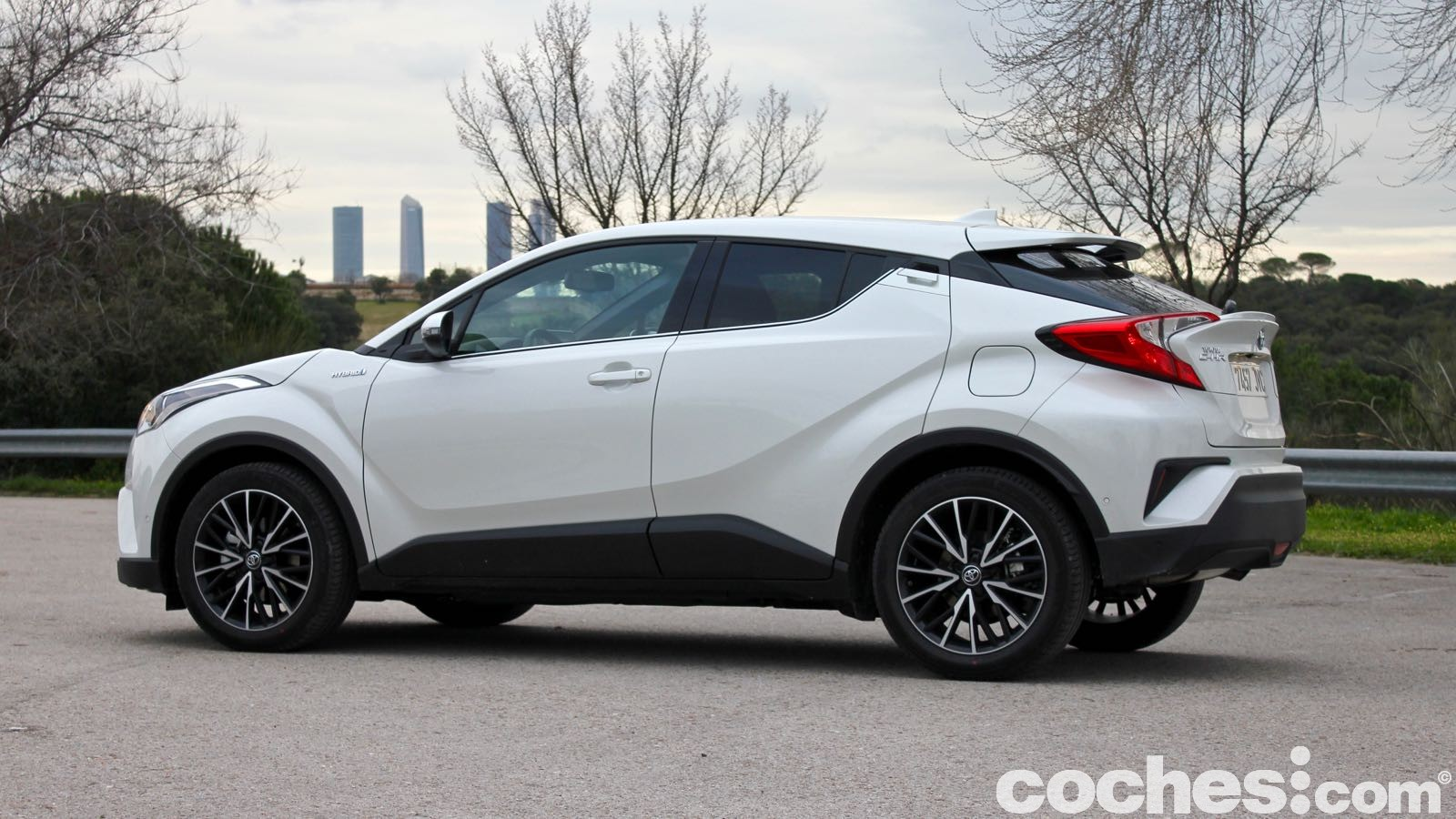Toyota C-HR 2017 prueba – 20