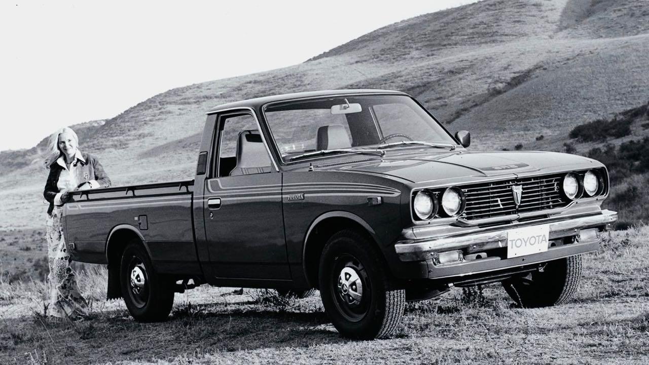Toyota Hilux historia