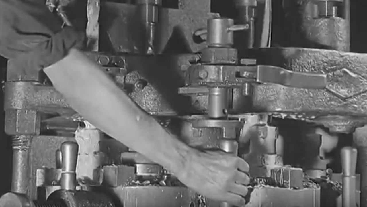 fabricacion motor 1930