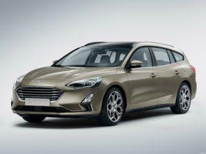 Ford Focus Sportbreak Titanium 2018