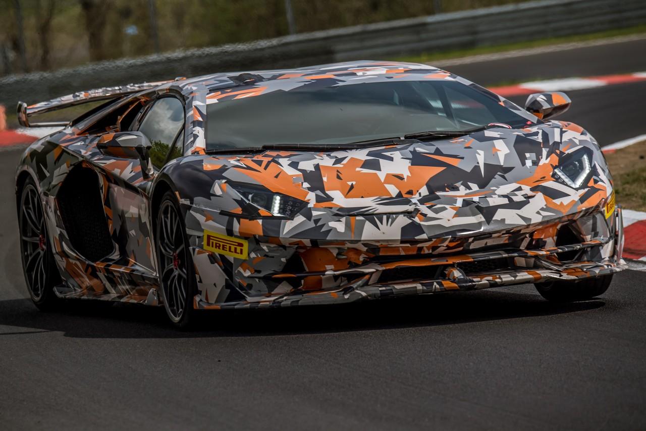 Lamborghini Aventador SVJ: el nuevo rey de Nürburgring hace 6:44.97