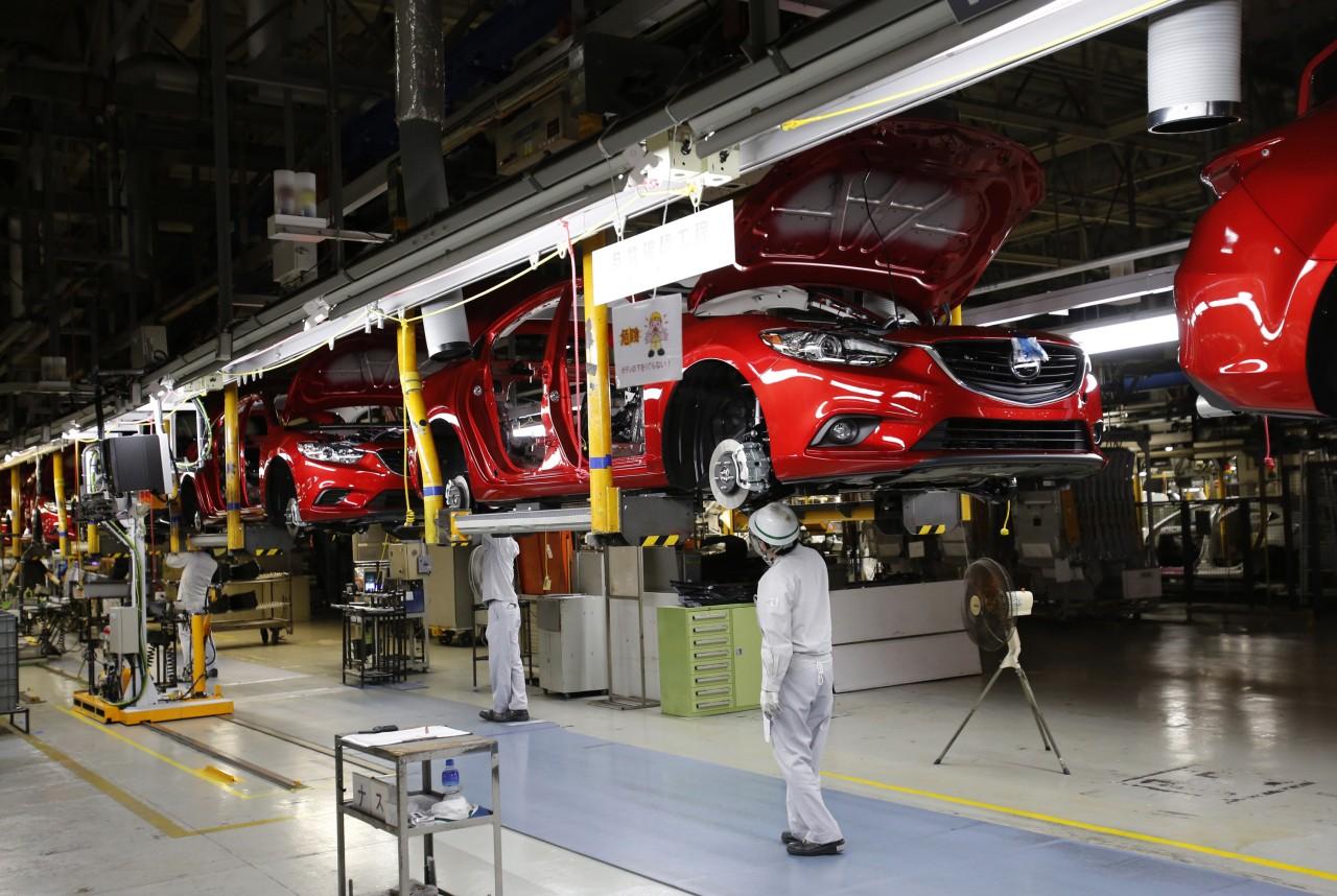 Japan Mazda