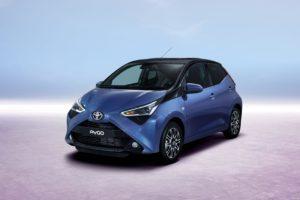 Toyota Aygo 5 puertas 2018