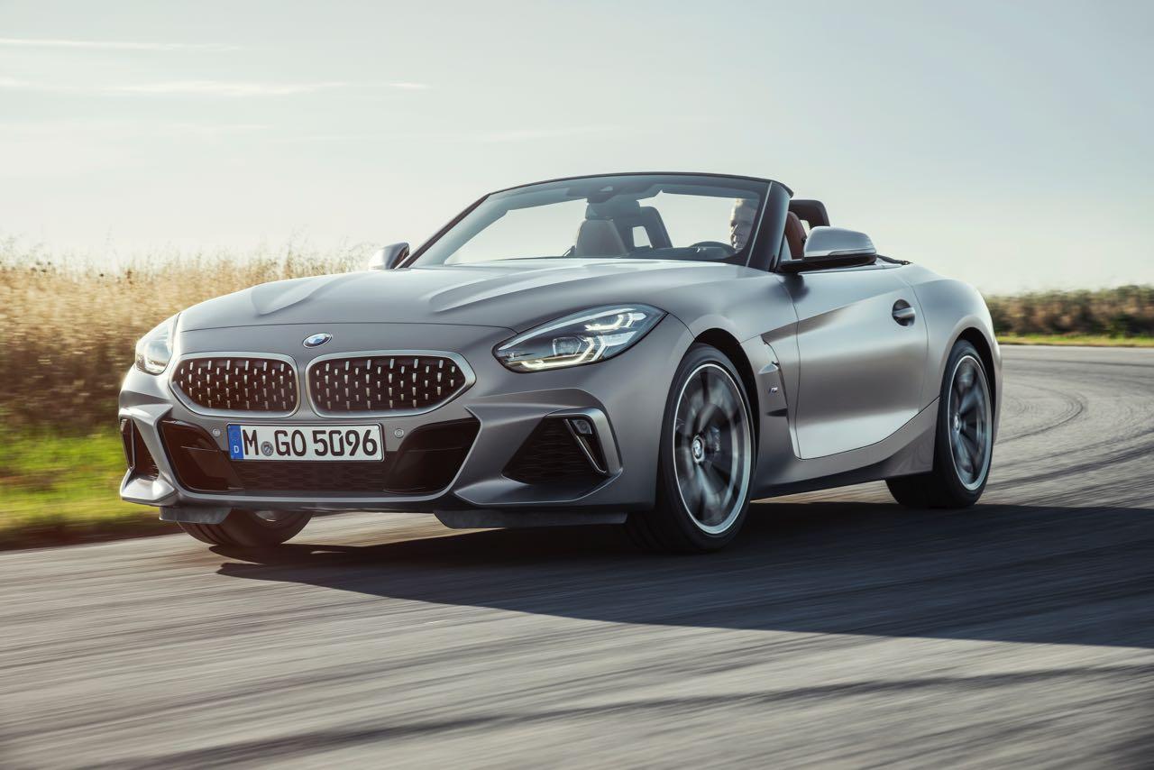 BMW Z4 2019 – 21