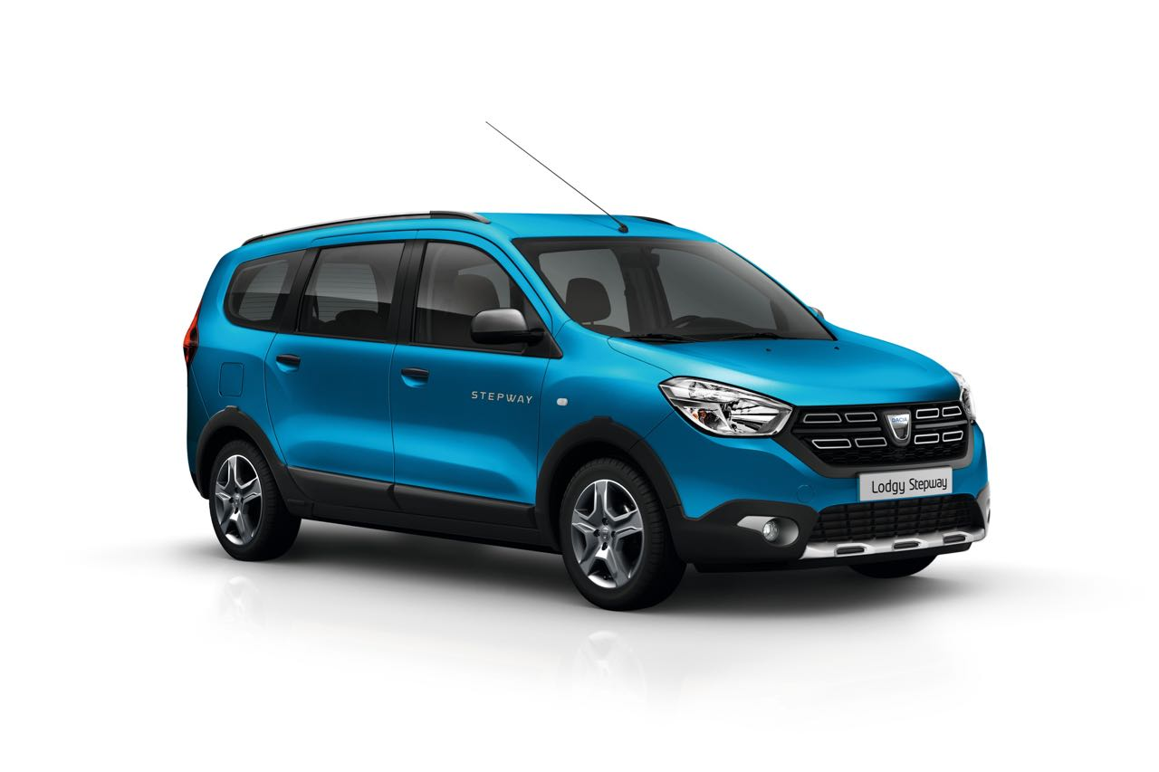 Dacia Lodgy Stepway 2019 – 2