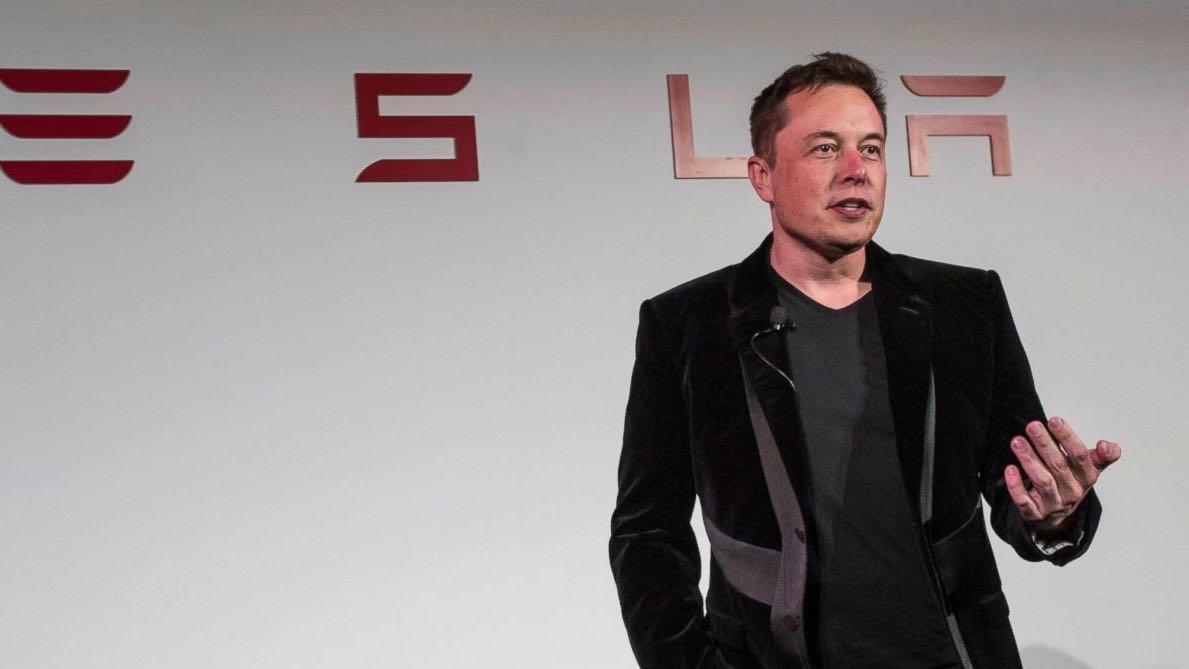 Elon Musk – 1