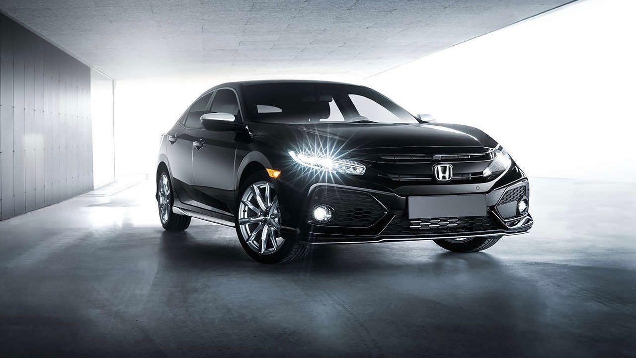 Honda Civic Silver Line 2018 – 2