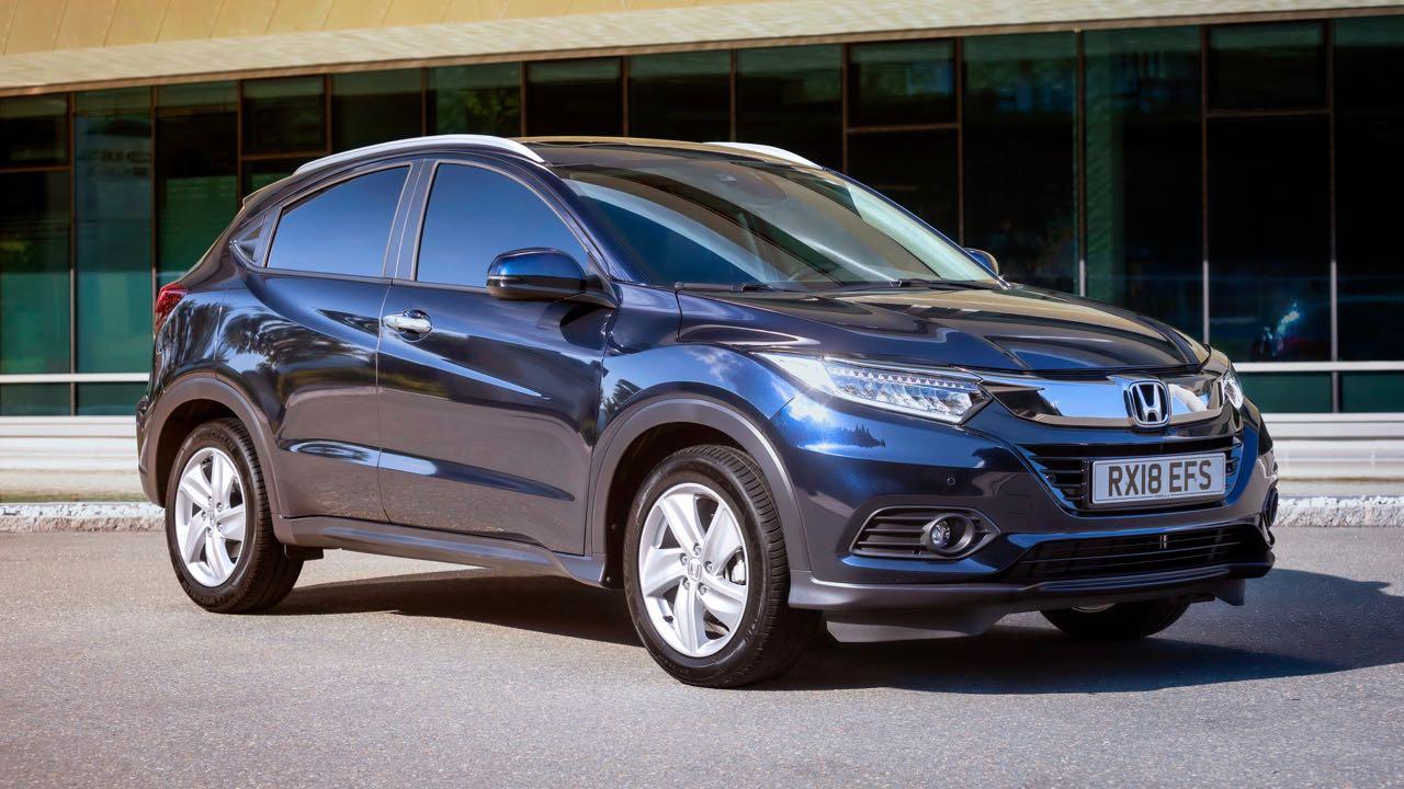 Honda HR-V 2019 – 4