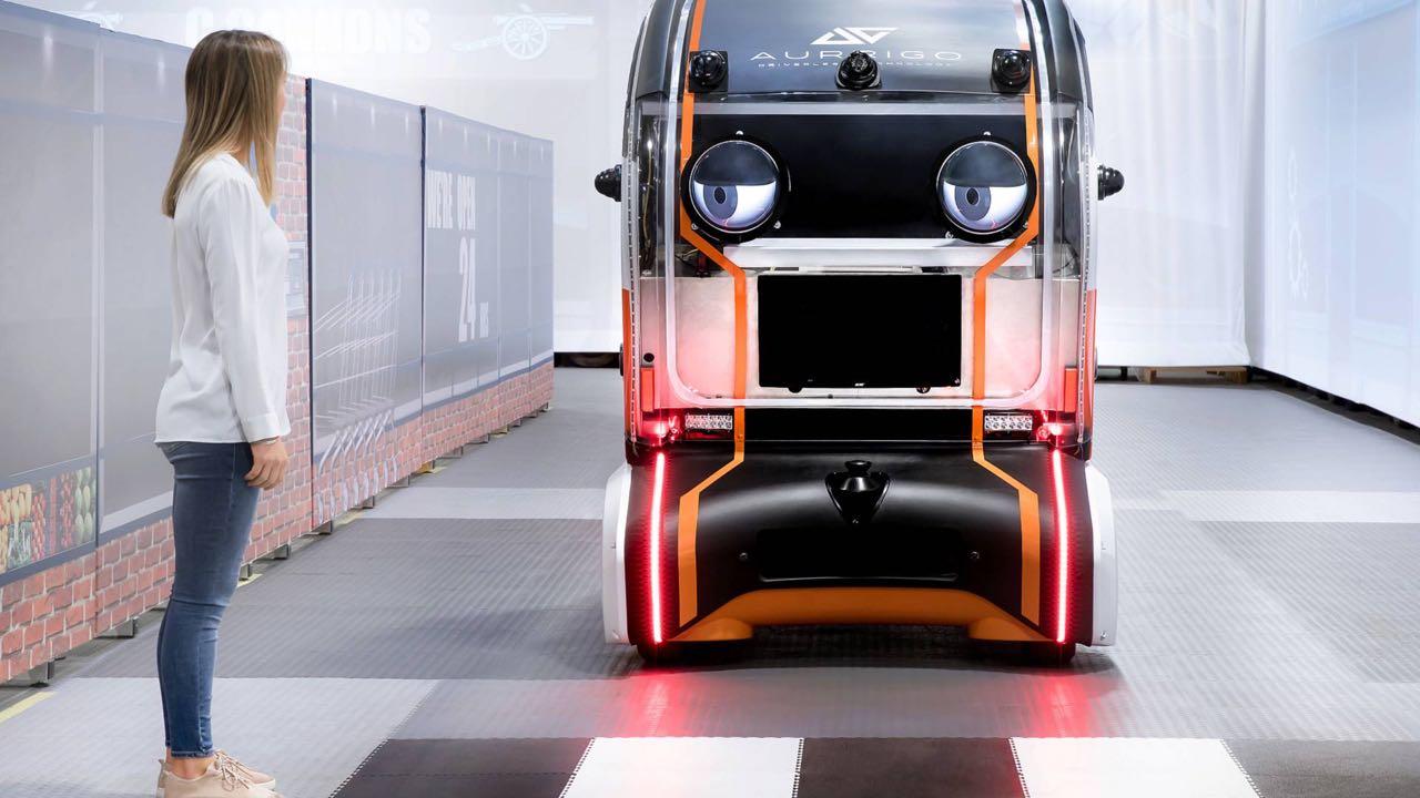 Jaguar Land Rover ojos virtuales – 1