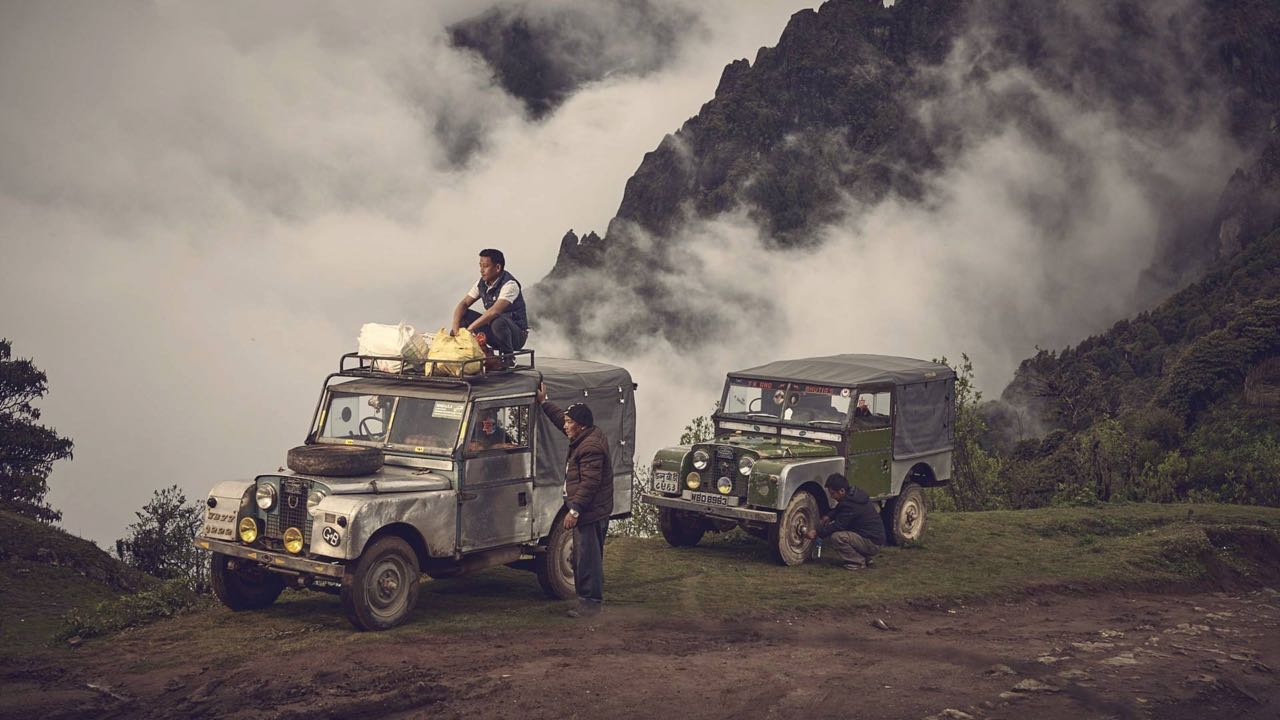 Land of Land Rover 03