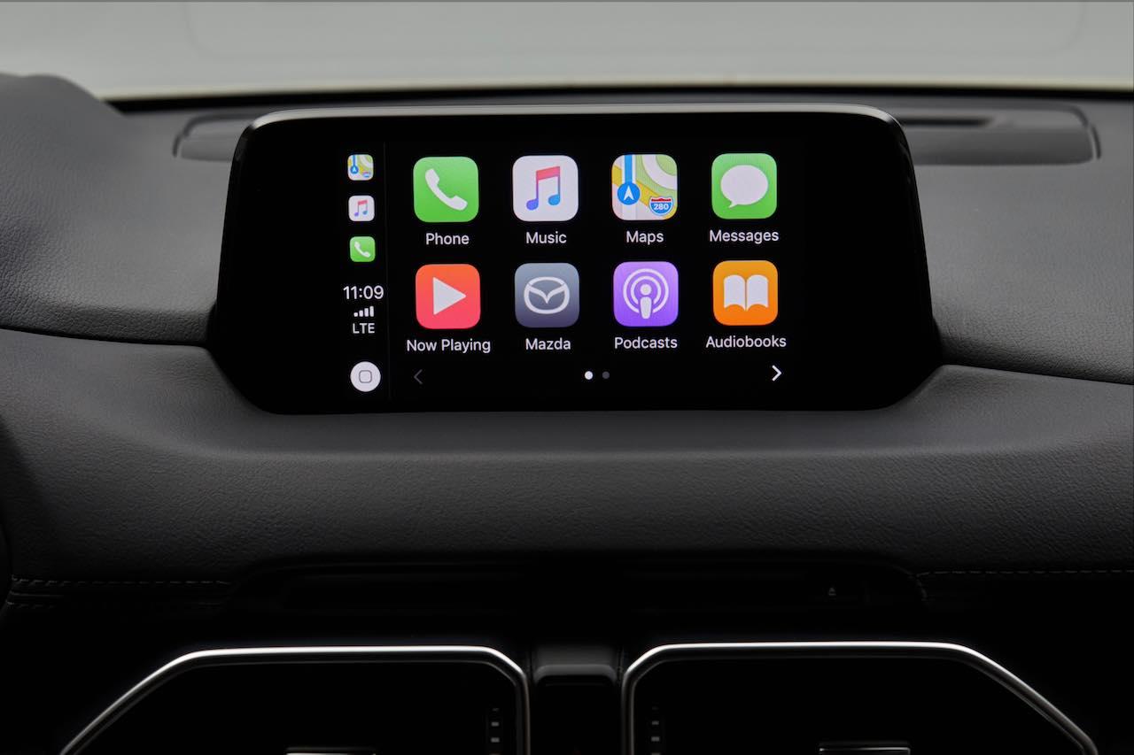 Mazda Apple Carplay Android Auto