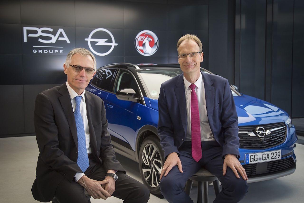 Opel 1 year PSA