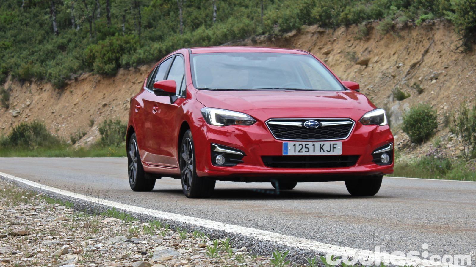 Subaru Impreza 2018 prueba – 27