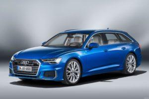 Audi A6 Avant 55 TFSI quattro S line 2018